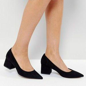 ASOS Simply Block Mid Heels